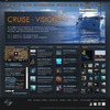 Visions'11 Cruise Web Design