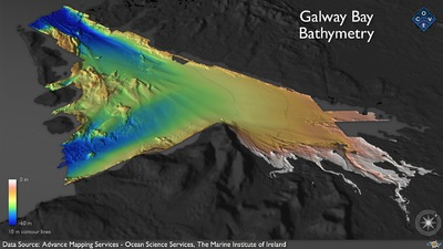 Galway Bay Bathymetry