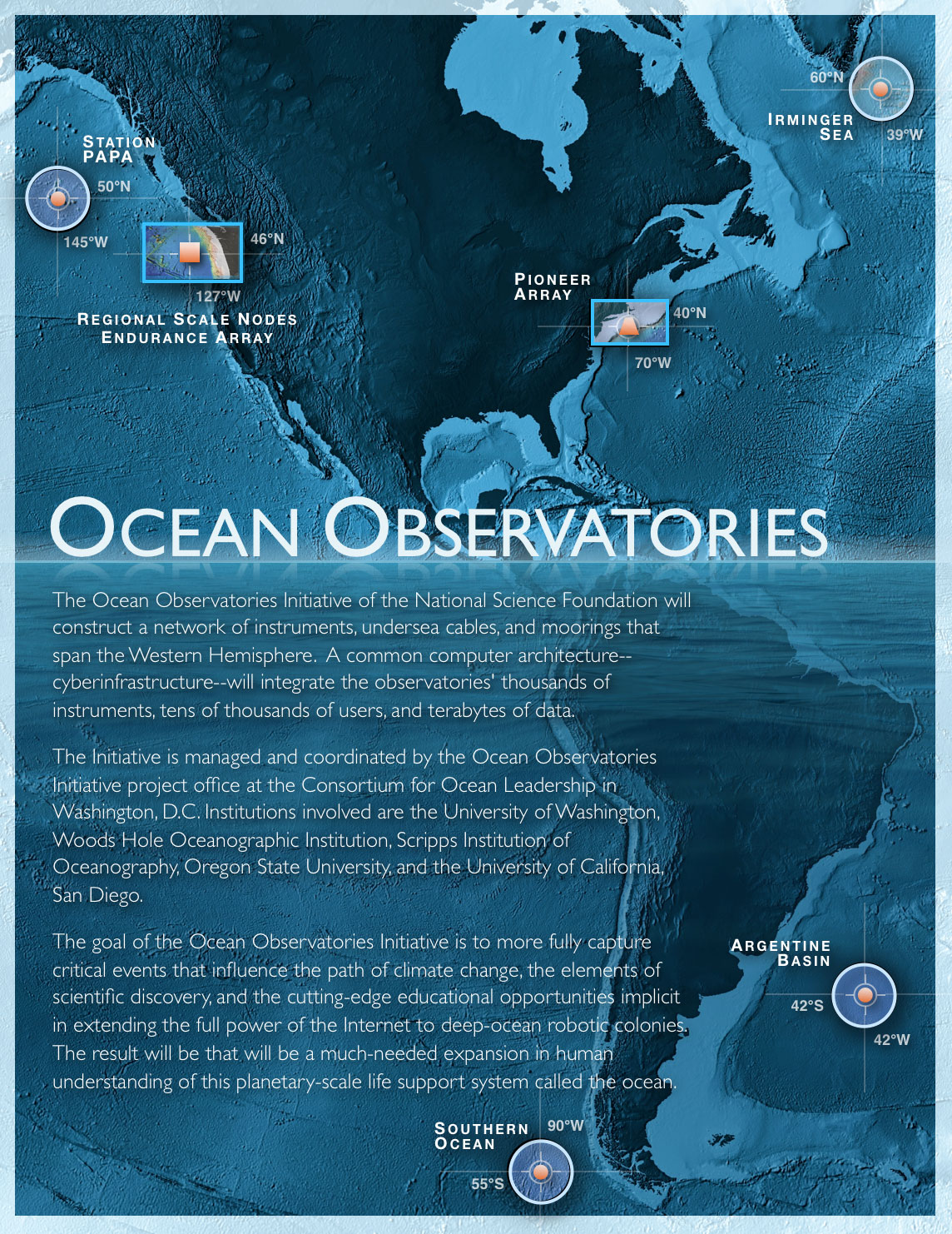 Briefing Document for Interactive Oceans-
